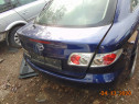 Haion Mazda 6 2001-2008 haion cu luneta Mazda 6 sedan