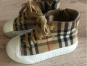 Papuci Burberry, originali,stare impecabila
