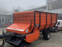 Ladenwagen Remorca adunat Deutz-Fahr Anul fabricatiei 1999