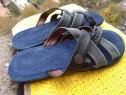 Slapi,piele Bugatti, mar 43, (28 cm)