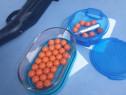 Airsoft calibru 68 plastic dur sau vopsea 3g set100+co2