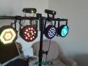 Schela lumini,par led,laser disco