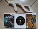 Wii: Links Crossbow,Dead Space,Dangerous Adventures & Zapper