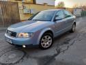 Audi A4 din 03.2001 de 2.0i benzina de 131 cp euro 4