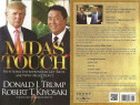 Carte de Donald TRUMP si Robert Kiyosaki cum te imbogatesti