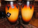 "Set congas LP LP646NY-VSB 10""+11"" Conga Set"