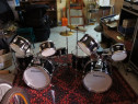 Set de tobe acustice Millenium MX Jr. Junior Drumset