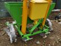 Mașina de plantat cartofi cu fertilizare