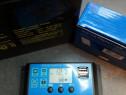 Controler de incarcare pwm pentru panou solar 12v24v50v30A