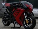 Motocicleta electrica NITRO Eco TRIBO 1060W 36V #RED