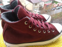 Converse, piele All Star, mar 39 (24.5 cm) made in Vietnam.