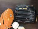 Mănuși și mingi de baseball Franklin