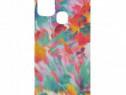 Husa telefon Plastic Huawei P40 Lite E Marble Splash Colour