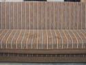 Canapea extensibila; Pat cu Lada si Saltea 185x110 cm