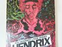 Carte biografică Jimi Hendrix