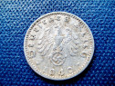 B967A-I-Moneda 50 Reichphenig 1940 aluminiu stare buna 2.3cm