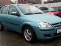 Opel Corsa 1.2I, 4 usi, Euro 4, Jante, Clima, 165000Km RATE