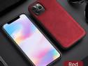 Iphone 12 / MINI / PRO / PRO MAX Husa X LEVEL Imitatie Piele