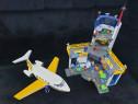 Aeroport Playmobil 3186 si Avion 3185, cu accesorii