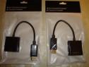 Cablu adaptor convertor displayport tata la HDMI mama