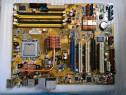 Placa de baza desktop Asus P5K, socket 775 DDR2 PCI-E +E6500