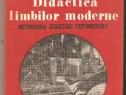 Didactica limbilor moderne