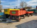 Remorca Înmatriculată 5 tone