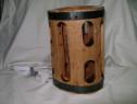 Veioza din lemn de fag