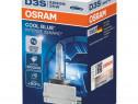Bec xenon Osram D3S Cool Blue Intense Xenarc 66340CBI 6000k