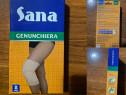 Set 2 - Genunchieră elastică masura S Sana