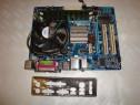 Kit placa de baza Gigabyte GA-G31M-ES2L + Procesor + Ram