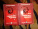 Fundamentele psihologiei 2 volume - Mihai Golu
