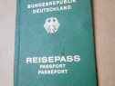 C421-I-Pasaport vechi colectie Germania Federala 1985.