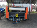 Balotiera noua rotunda cu plasa de balotat 120 x L95 cm