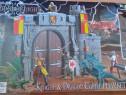 Cavaleri si castel atacat de dragoni- set mare de joaca