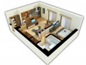 Apartament 2 camere, comision zero, cartier rezidential, Plo