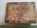 JOC VECHI INTERBELIC* JOC DE SOCIETATE TOC-TOC / ȘTEFAN P. S