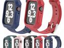 Curea Bumper Husa Ceas Apple Watch Seria 1 2 3 4 5 6 SE