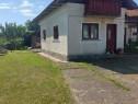 Casa,curte betonata,gazon gradina Baiculesti Anghinesti
