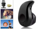 Mini casca Bluetooth 10m invizibila Handsfree A2DP C257