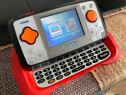 Mobigo Vtech - touch screen si tastatura qwerty - joc Cars