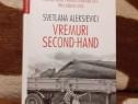 Vremuri second hand-Svetlana Aleksievici (editie cartonata)