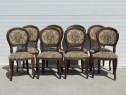 Set 8 scaune Louis Philippe