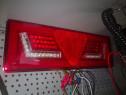 Stopuri triple spate LED plus neon camioane autoutilitare