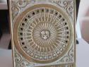 Calendar perpetuu,de colectie,bronz masiv-Germania'50-cadou