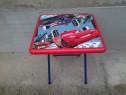 Disney Cars McQueen, masuta pliabila pentru copii, folding