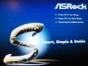 Kit placa de baza Asrock 945GCM-S procesor dual core 2.7 Ghz
