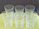 RD225 Set 6 pahare de sticla