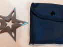 10 zece stelute pt aruncat shuriken kunai cu 5 colturi - 100