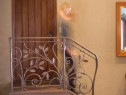 Balustrade,porti inox, mana curenta,balustrade fier forjat